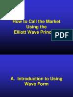 Robert Prechter Elliotts Market Letters