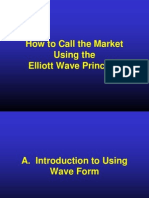 Robert Pretcher - How to Call the Market Using the Elliot Wave Principle[1]