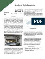Artigo - Reutilização de Radio Frequências