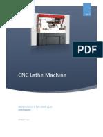 Me10b017 (CNC Lathe)