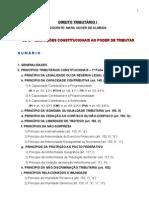 Aula 04 - UD III - LIMITAÇÕES AO PODER DE TRIBUTAR - Princípios Tributários