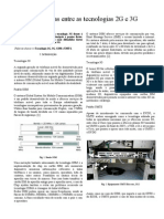 Artigo - Tecnologia GSM-WCDMA