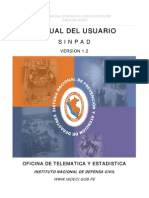 Manual Del Usuario-sinpad