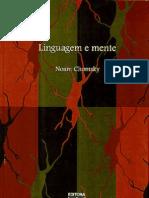 [Psicologia] Noam Chomsky - Linguagem e Mente