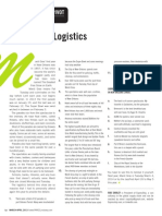 Mardi Gras Logistics 2013