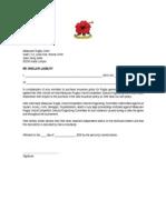 Brg Disclaim Liability
