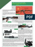 China's Kalashnikovs