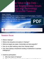 Big Data - Telco Cloud World Forum - For Distribution