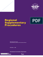 Doc 7030- Regional Supplementary Procedures - 2008