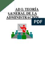 Unidad i Administracion General 2012