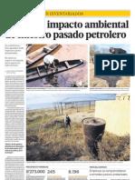El Nocivo Impacto Ambiental en Nuestro Pasado Pretrolero