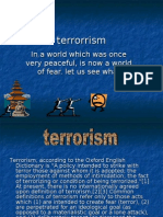 terrorrism