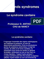 syndrome cavitaire