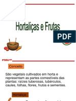 2 Aula - Hortalicas e Frutas1 Nova[1] Corrigido 2