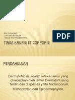 PPT Tinea Kruris Et Corporis