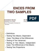 UL(Inferences From Two Samples)-Salva