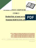 Modelul Servicescape
