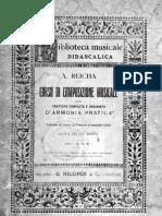 Cours de Composition Musicale (Reicha, Anton)