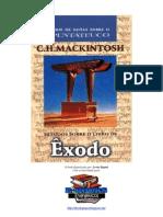 evangélico - c h mackintosh - estudos sobre o livro de êxodo