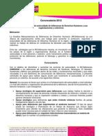 IM-Defensoras-Convocatoria Fondo de Autocuidado (2013)