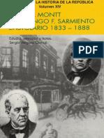 Montt y Sarmiento - Epistolario