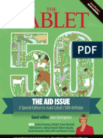 7801 the Aids Issue the Tablet 1 December