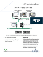 PDS RemoteAccessSvc