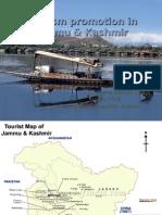 Tourism Promotion in Jammu & Kashmir