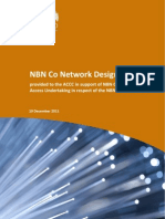 NBN Co Network Design Rules