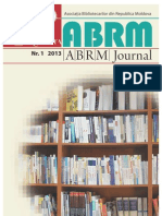 Revista ABRM 2013-1