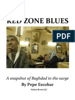 Pepe Escobar - Red zone blues (sample chapter)
