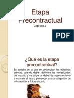 Etapa Precontractual Segunda Leccion