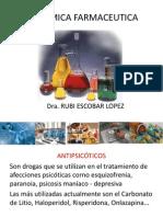 Química Farmacéutica III completo