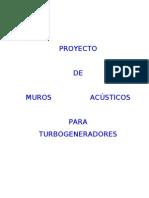 Proyecto Muros Acusticos