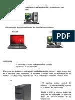 CLASES Computacion Basica