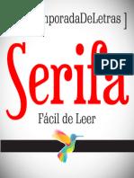 Serifa Número 1