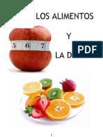 LOS ALIMENTOS Y LA DIETA BIOLOGÍA