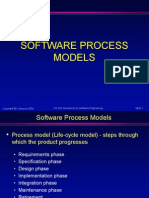 Software Process Models