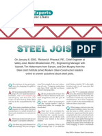 Meet the Experts- Steel Joists(2)