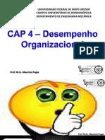 1- Desempenho Organizacional