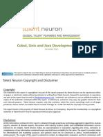 San Jose_Talent Analysis_Talent Neuron