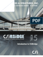 Introduction to CSiBridge