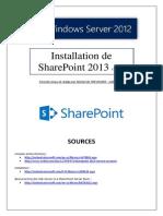 Installation de SharePoint 2013 (tuto de A à Z)