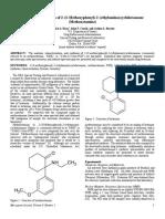 The Characterization of 2-(3-Methoxyphenyl)-2-(ethylamino)cyclohexanone (Methoxetamine)