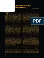 Ari Folman's Ethical, Psychic, Warzone | Annemarie Menna