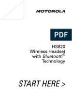 Manual HS-820
