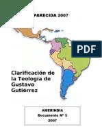 Amerindia - Rehabilitación Gustavo Gutierrez