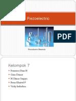 AM Piezoelectric Materials