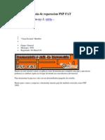 Desmontaje y Guia de Reparacion PSP FAT