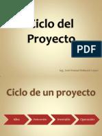 1 Ciclo Del Proyecto